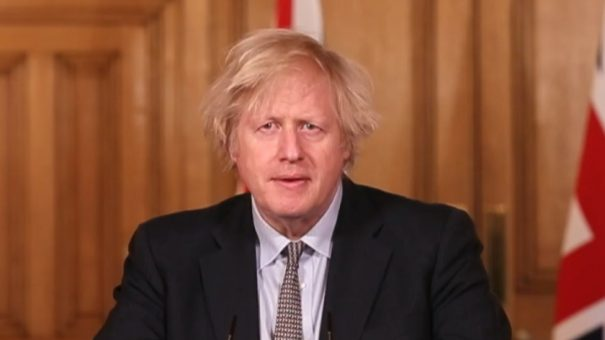 Boris Johnson slammed for saying 'greed' is behind UK vaccine success