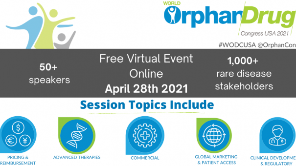 World Orphan Drug Congress USA Virtual 2021