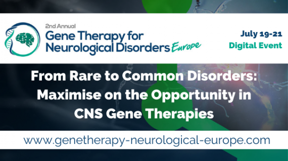 2nd Gene Therapy for Neurological Disorders Europe
