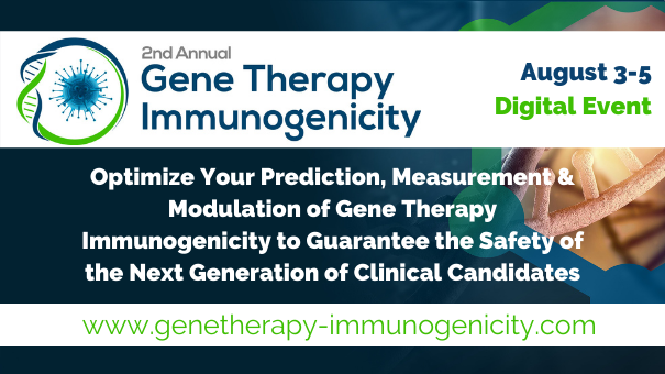 2nd Gene Therapy Immunogenicity