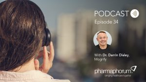 Big data and cell therapy development: the pharmaphorum podcast
