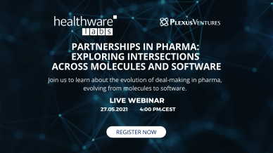 Partnerships in pharma: exploring intersections across molecules and software