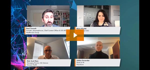 BIO-Europe Spring Digital: Big data and AI panel discussion
