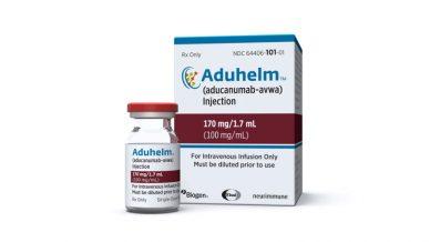 Biogen bites back at critics of Aduhelm after drug's slow start