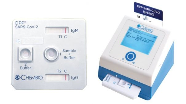 Rapid COVID immune status test launched in UK, Ireland