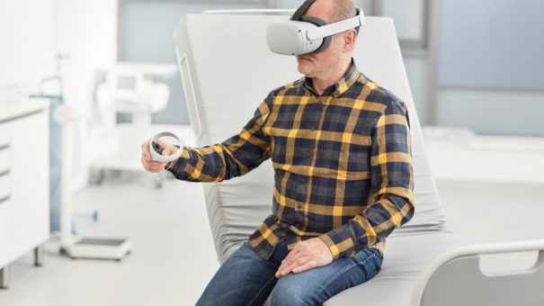 Fresenius launches VR-based training for home dialysis patients