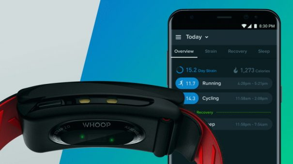 Funding round swells digital health firm Whoop's value to $3.6bn