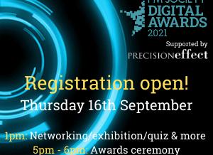 PM Society Digital Awards 2021