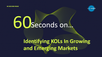 Identifying KOLs in Growing and Emerging Markets