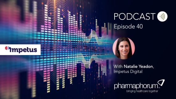 Virtual engagement and collaborations: the pharmaphorum podcast