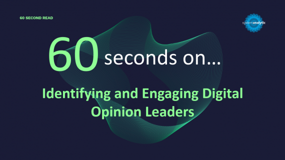Identifying And Engaging Digital Opinion Leaders