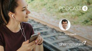 Novartis' Amit Nastik on COVID's supply chain impact: the pharmaphorum podcast